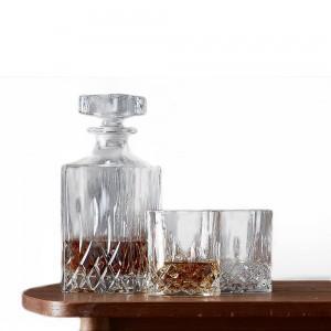 Lyngby Glas Whiskysæt
