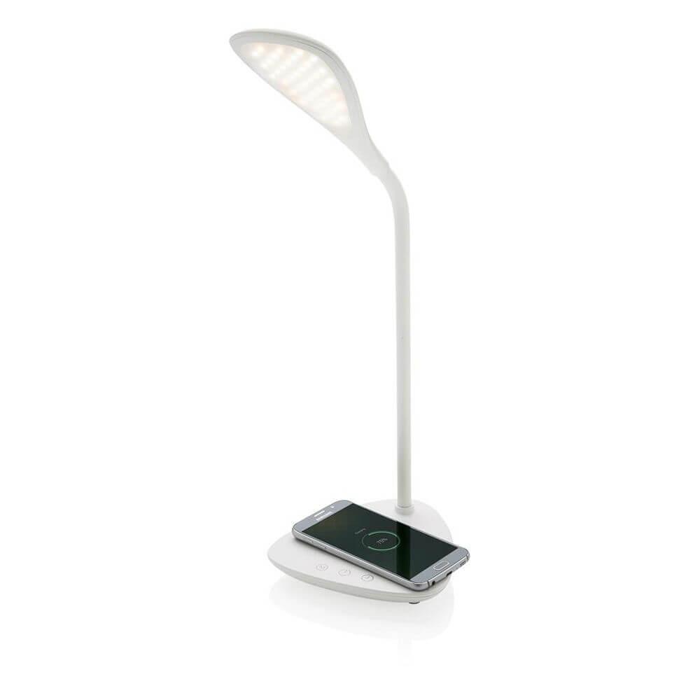 Bordlampe m. 5W Opladning