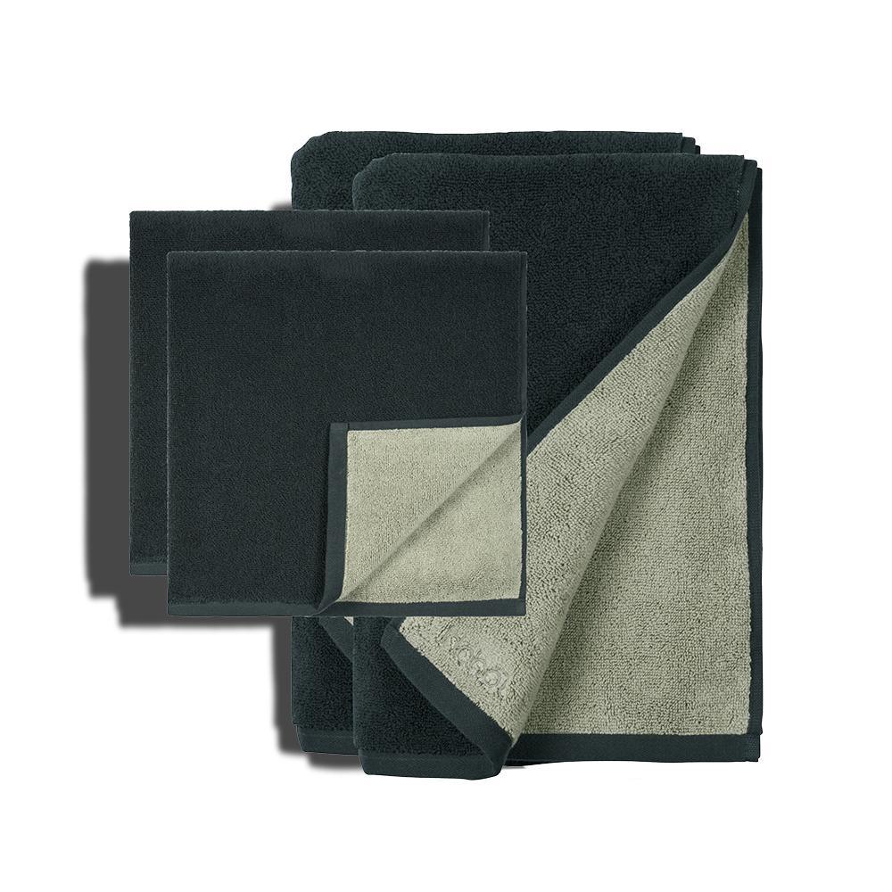 Håndklædepakke, Fragment 1