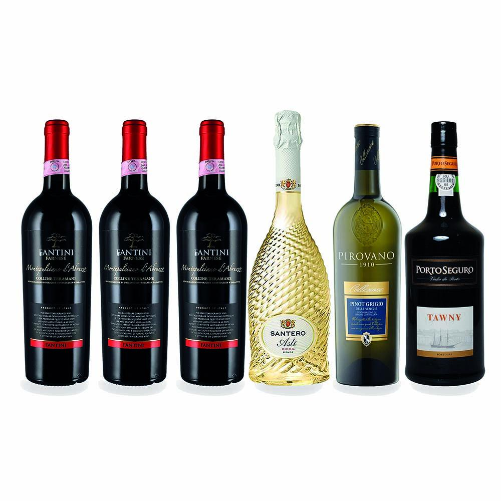 Vinpakke 5