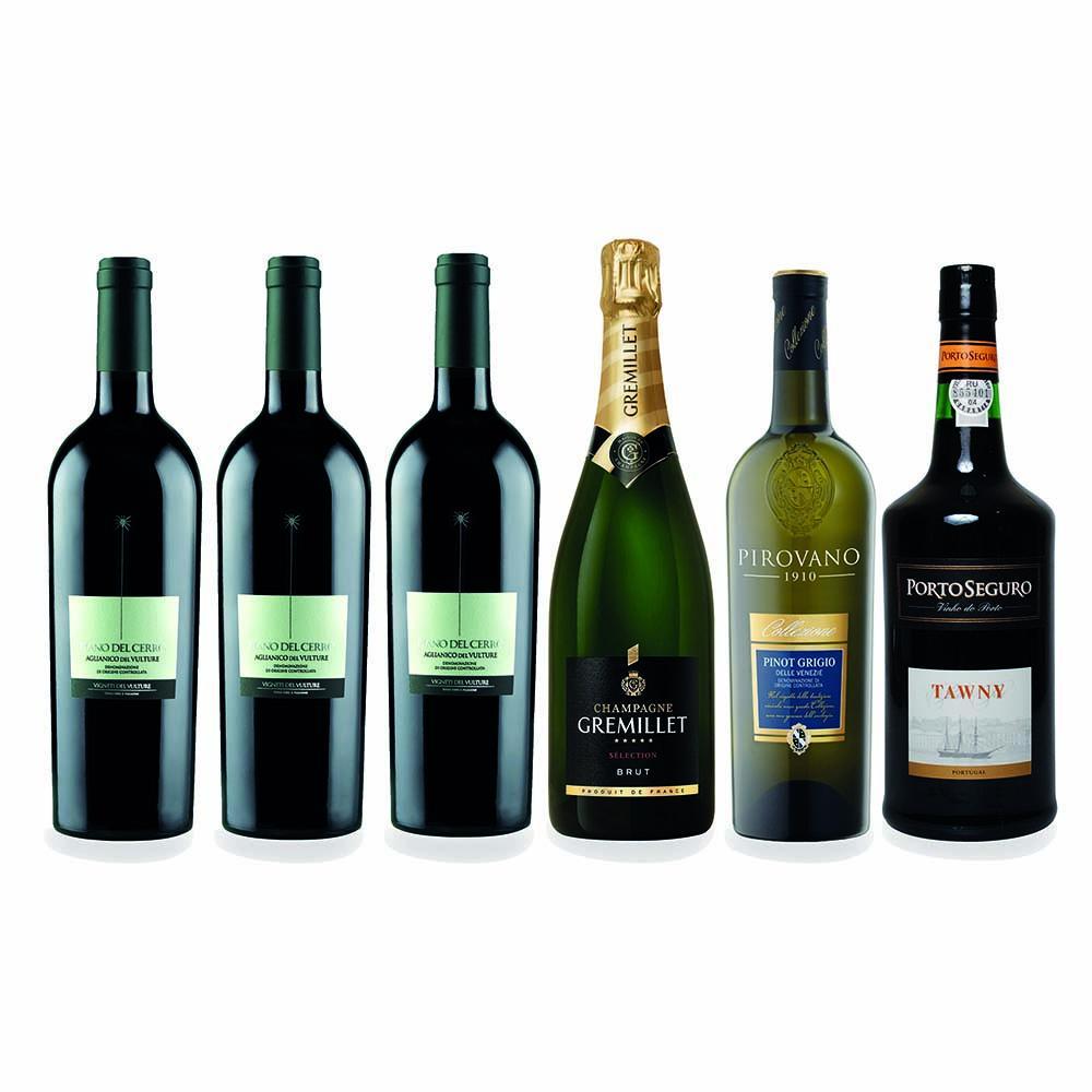 Vinpakke 6