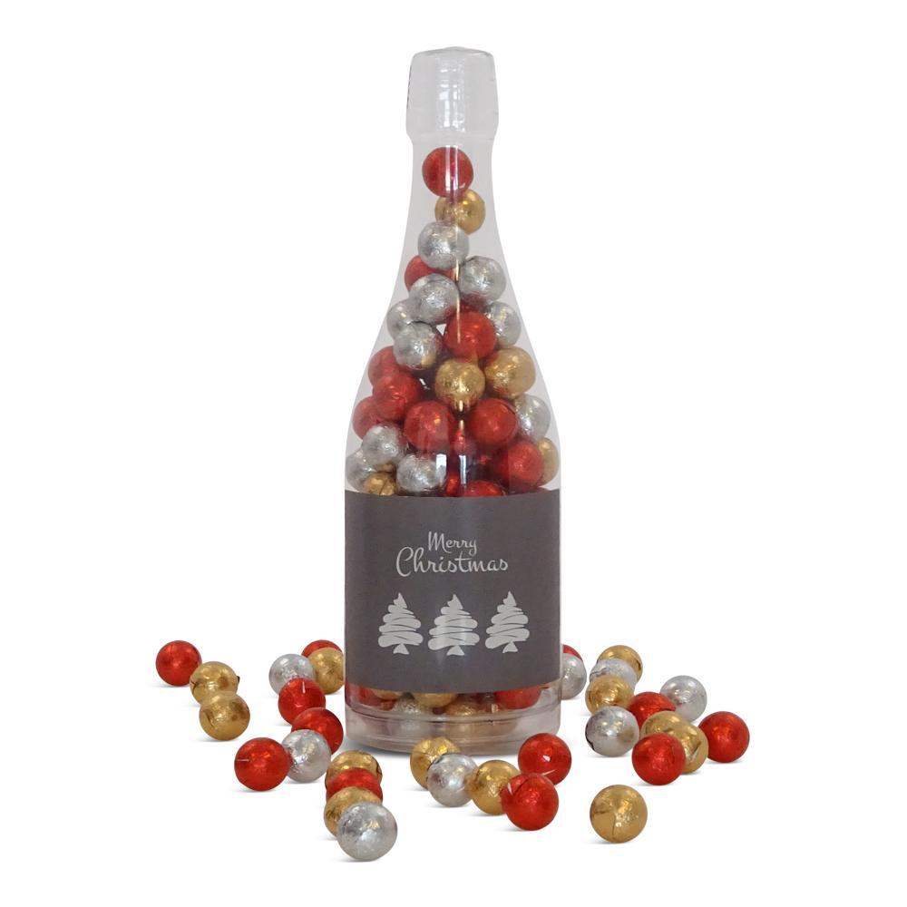 Chokokuglemix i flaske