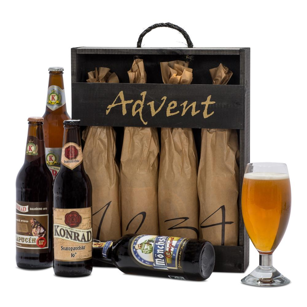 Advent 4 x 50 cl.