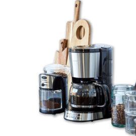 Kaffemaskine & Kværn