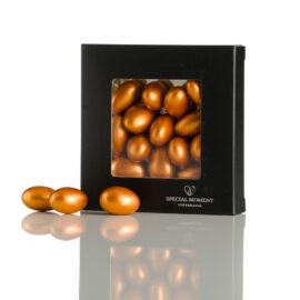 Chokolademandler, Kobber metallic