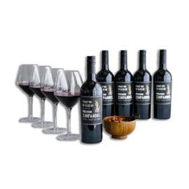 Årets gave med vin |