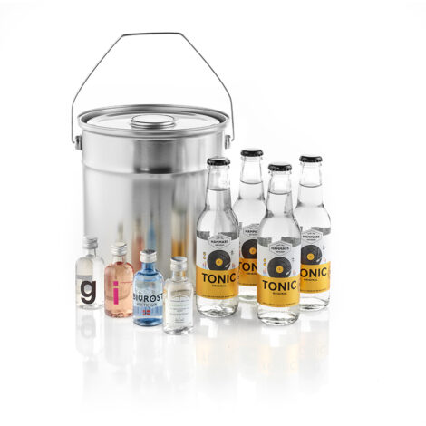 Gin Smagning - sølv